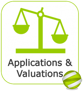Applications & Valuations Logo