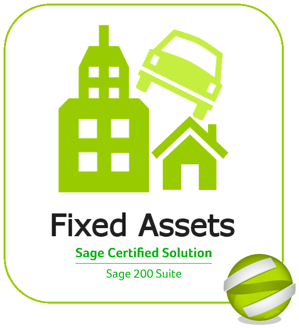Fixed Assets - Sage Certified Solution