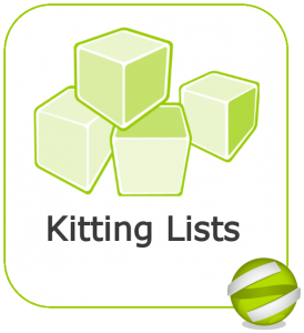 Kitting Lists
