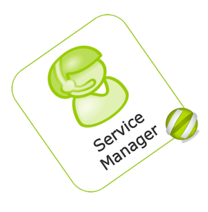 Service Manager Rotated