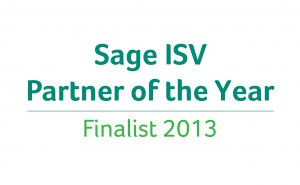Sage ISV Partner of the Year Finalist