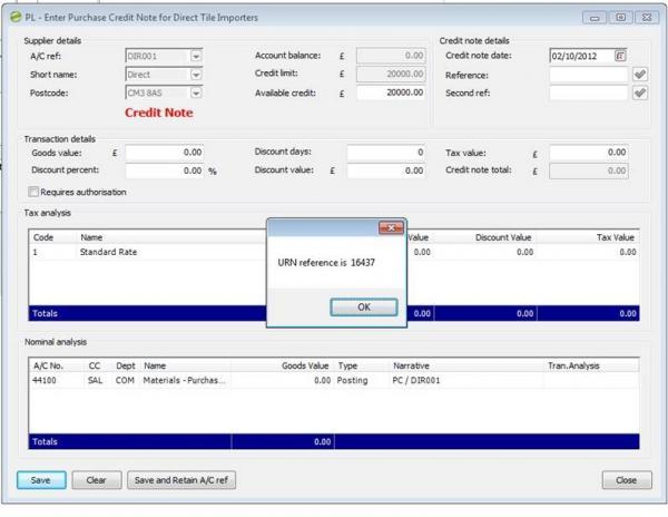 Sicon Enhancement Pack Display URN On