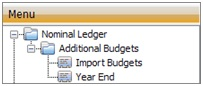 Sicon Enhancement Pack Future and Amend Budgets