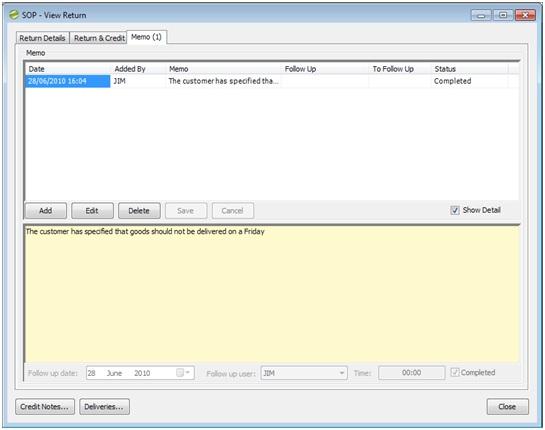 Sicon Enhancement Pack Memo Tabs for SOP/POP