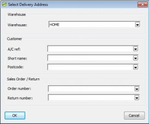 Sicon Enhancement Pack PO Delivery Address Amendment