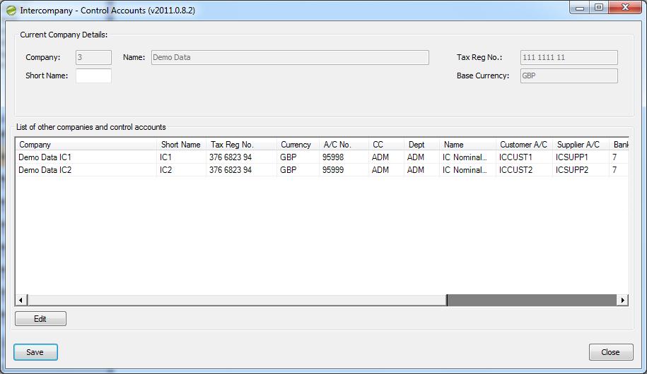 Sales Ledger Format Sales And Purchase Ledger