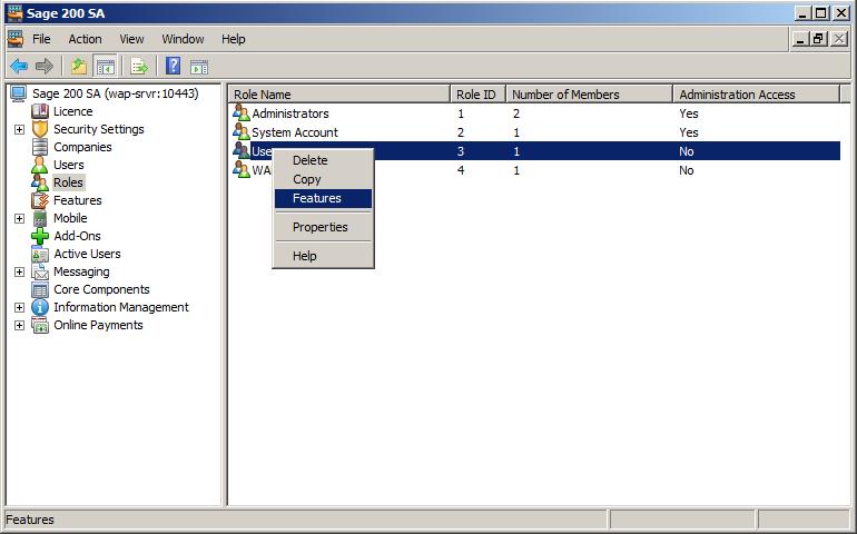 WAP Install - Features2