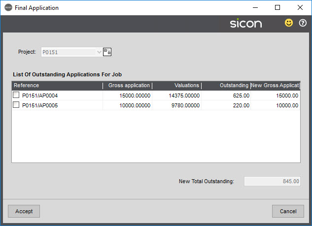 Sicon Construction Help and User Guide - 1.8-2