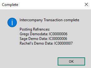 Sicon Intercompany Help and User Guide - 6.1 Complete