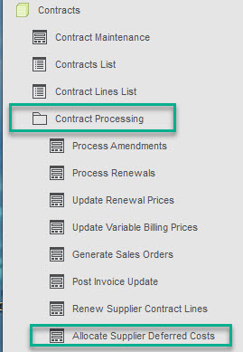 Sicon Contracts Help and User Guide - Contract section 5.6 image 3