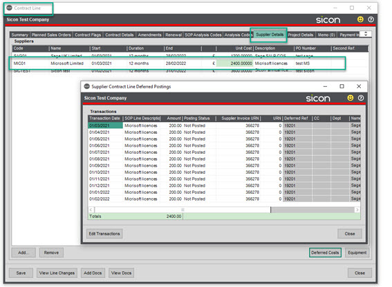 Sicon Contracts Help and User Guide - contract 5.1 image 5