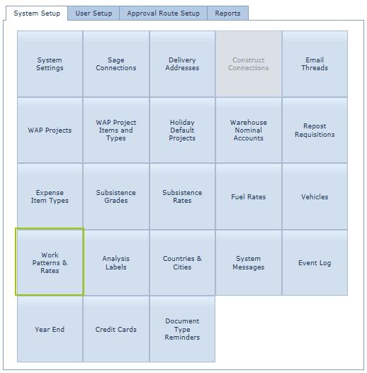 3. Work Patterns 1