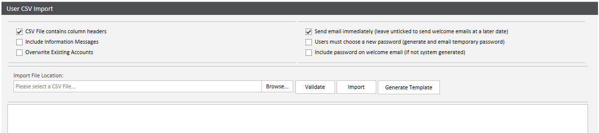 WAP Help and User Guide User Setup v17 | Sicon Ltd