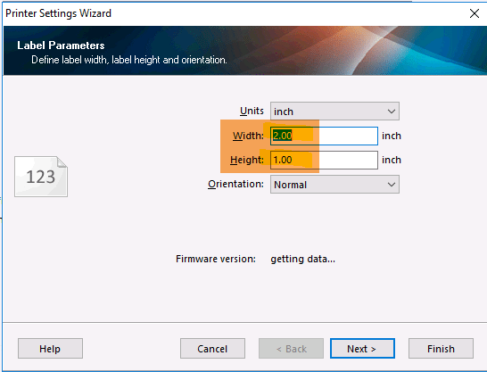 4. Settings Wizard