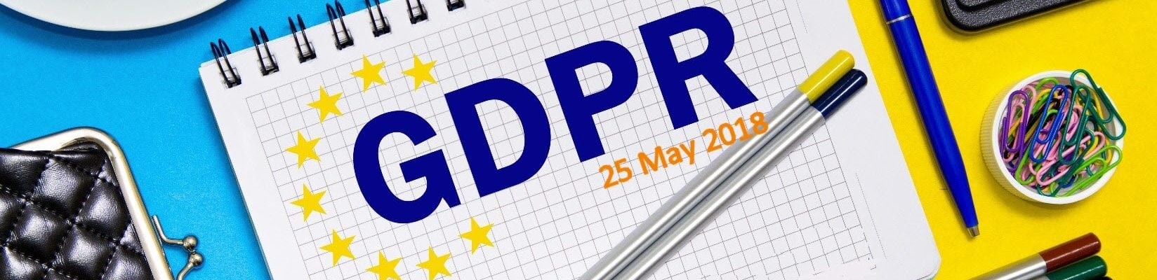 The General Data Protection Regulation – GDPR