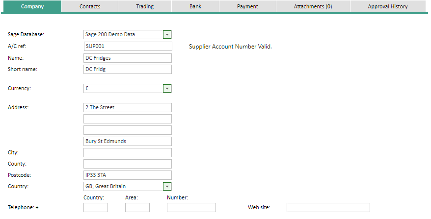 Sicon WAP System Settings Help and User Guide - WAP System HUG Section 43.4 Image 1