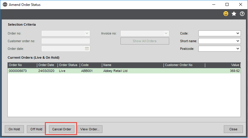 Sicon Distribution Help and User Guide - Image 1.6.15