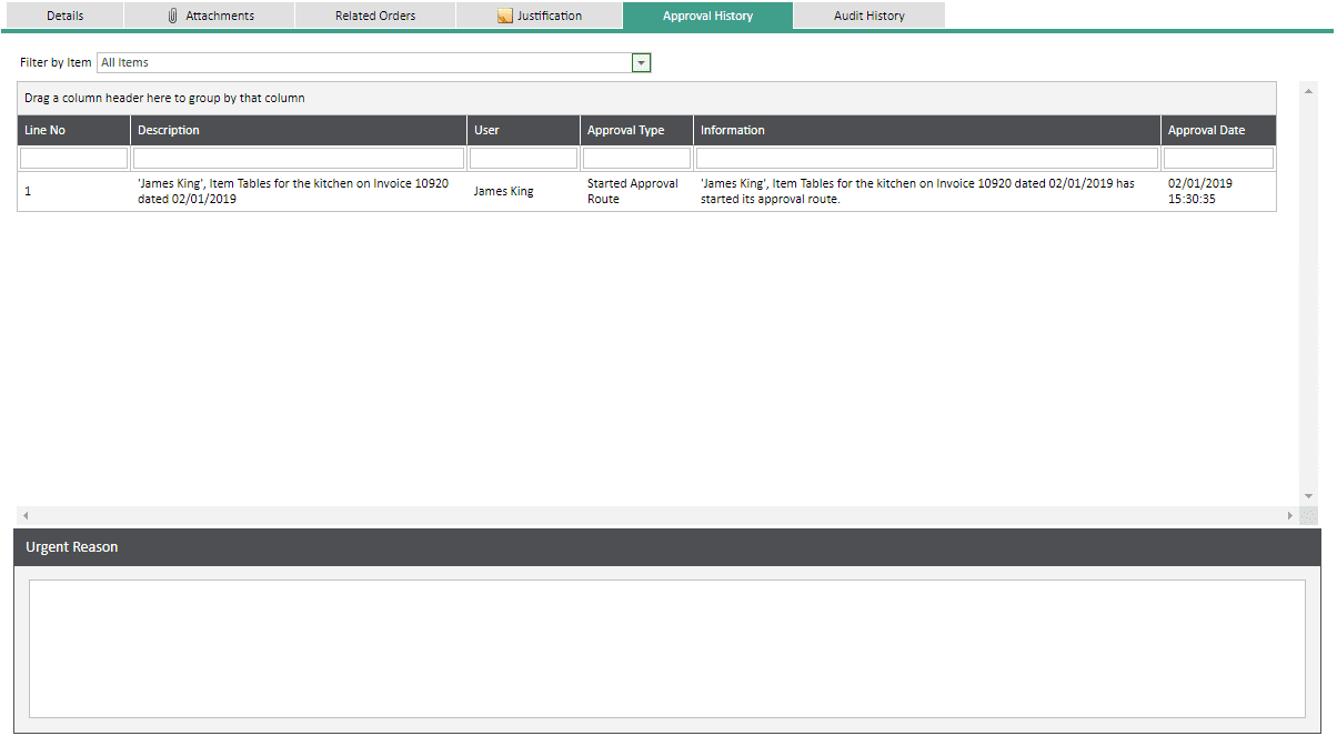 Sicon WAP Invoice Module Help and User Guide - Invoice Image 63 - Section 10.5