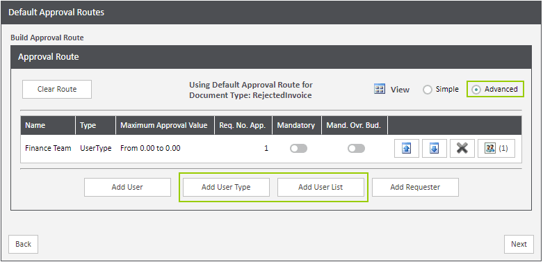 Sicon WAP Invoice Module Help and User Guide - Invoice Image 7 - Section 3.2