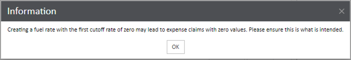 Sicon WAP Expense Help and User Guide - Expenses HUG Section 16.2 Image 3
