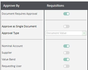 Sicon WAP Approval Routes Help and User Guide - WAP Approval HUG 5.5 - Image 1