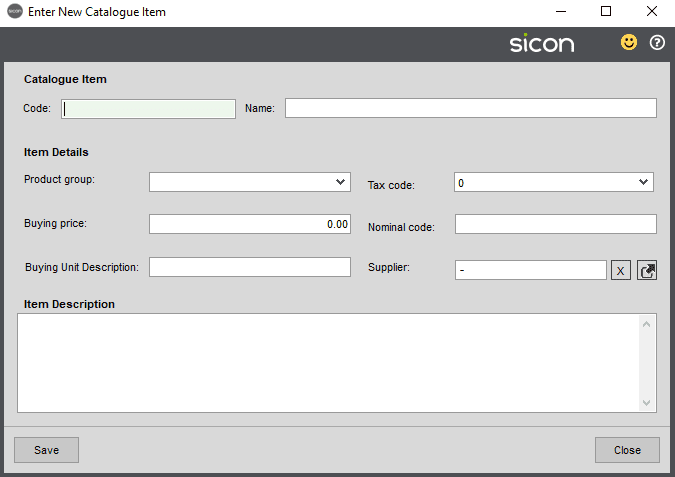 Sicon Projects Help and User Guide - SS3.21-2