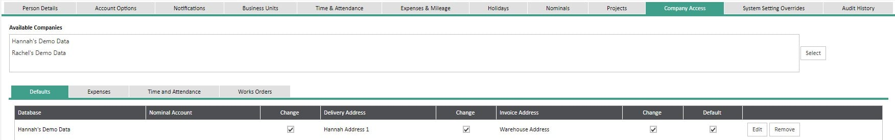 Sicon WAP Invoice Help and User Guide - Invoice HUG Section 17.5 Image 1