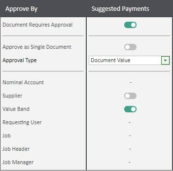 Sicon WAP Invoice Help and User Guide - Invoice HUG Section 8.2 Image 1