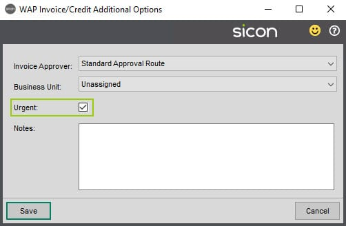 Sicon WAP Add-On Help and User Guide - WAP Addon HUG Image Section 2.4 Image 6