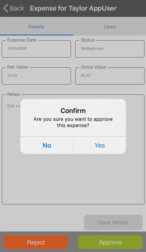 Sicon WAP App Help and User Guide - WAP App HUG Image Section 10.1 Image 5