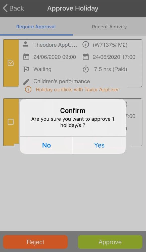 Sicon WAP App Help and User Guide - WAP App HUG Image Section 12.1 Image 12