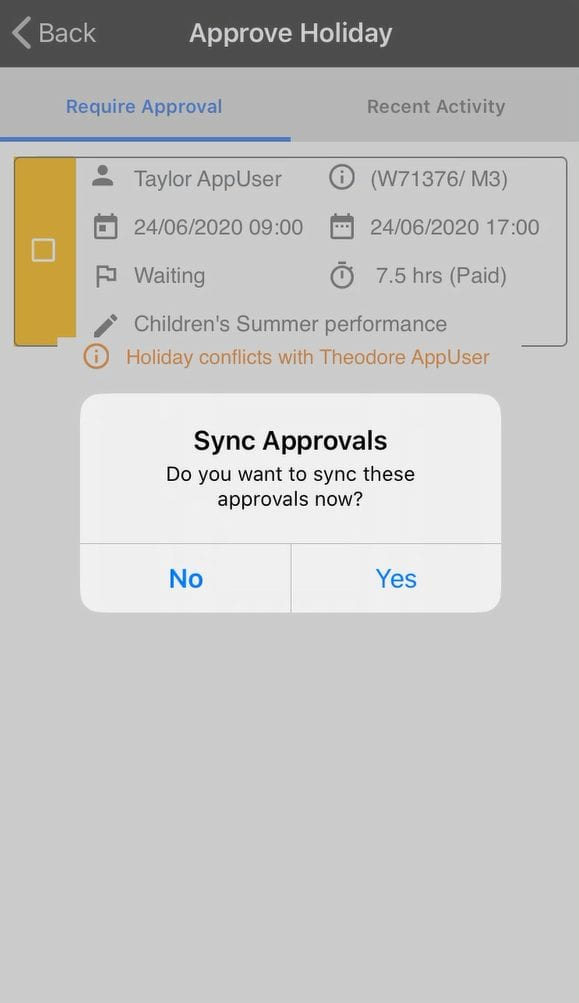 Sicon WAP App Help and User Guide - WAP App HUG Image Section 12.1 Image 13