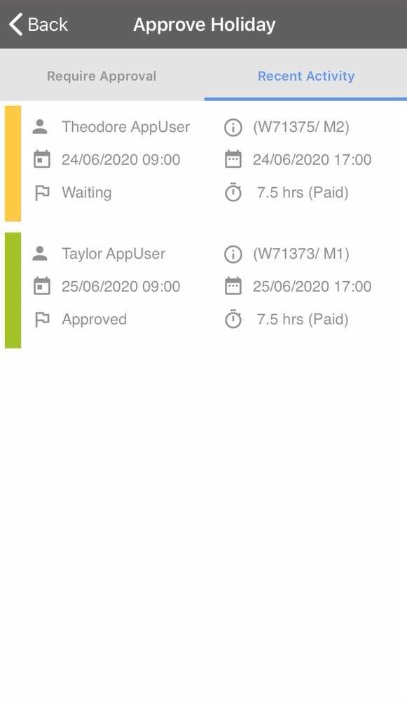 Sicon WAP App Help and User Guide - WAP App HUG Image Section 12.2 Image 1