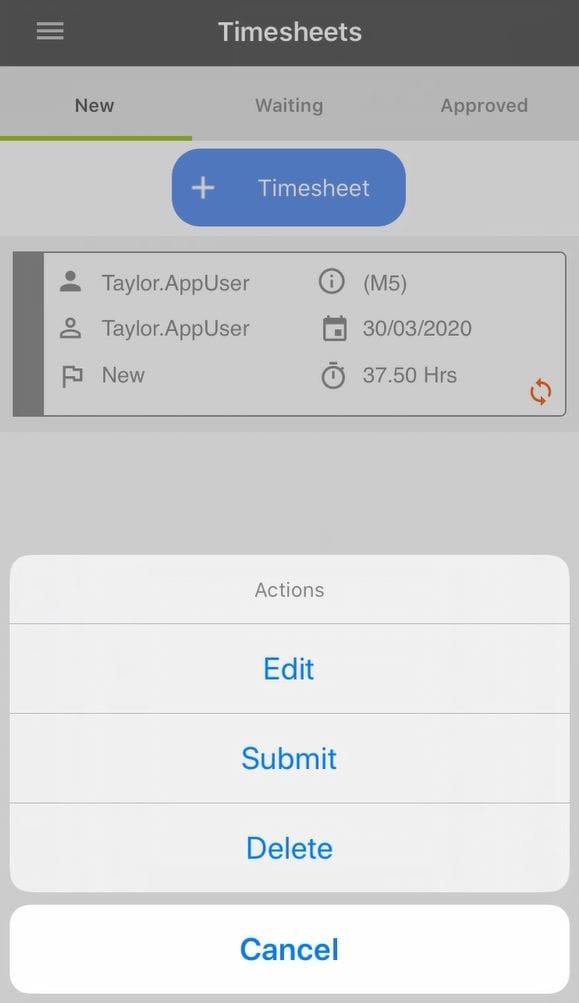 Sicon WAP App Help and User Guide - WAP App HUG Image Section 13.1 Image 14