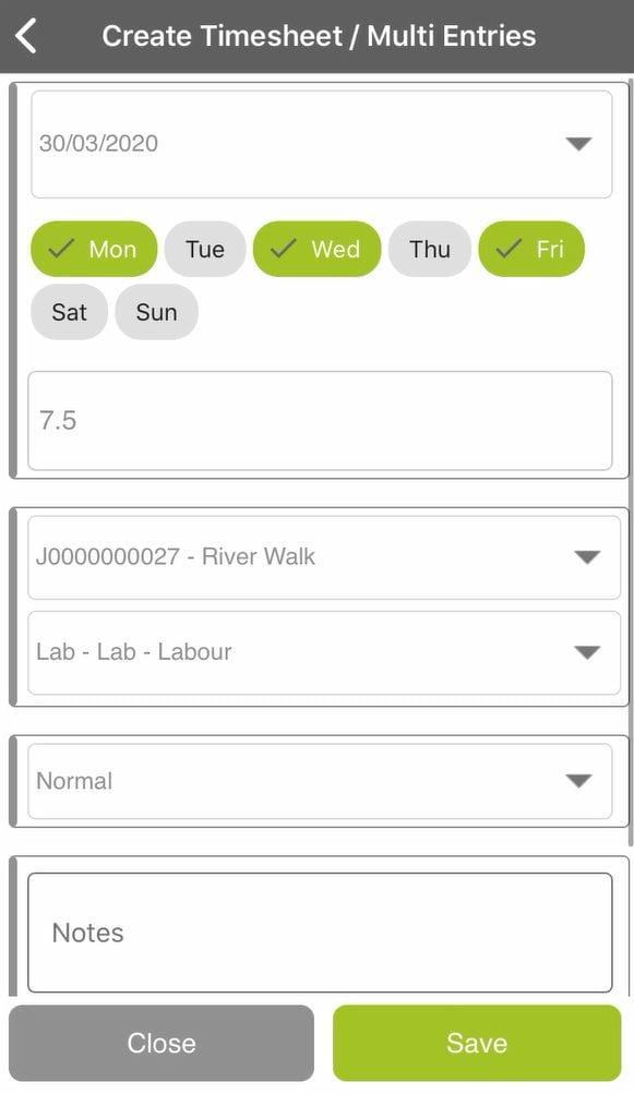 Sicon WAP App Help and User Guide - WAP App HUG Image Section 13.1 Image 3