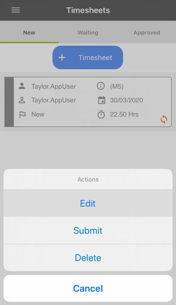 Sicon WAP App Help and User Guide - WAP App HUG Image Section 13.1 Image 4
