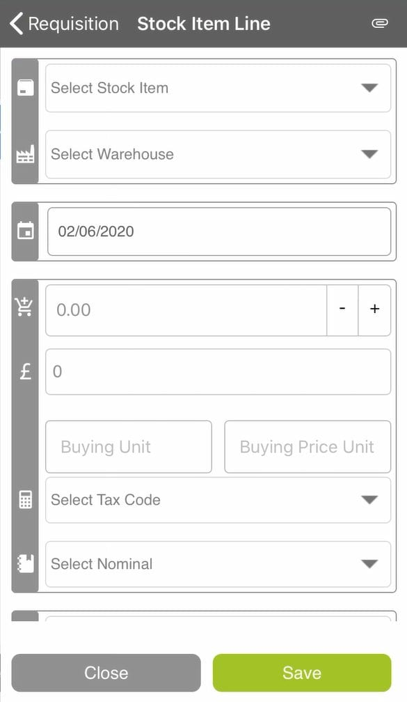 Sicon WAP App Help and User Guide - WAP App HUG Image Section 5.3 Image 3