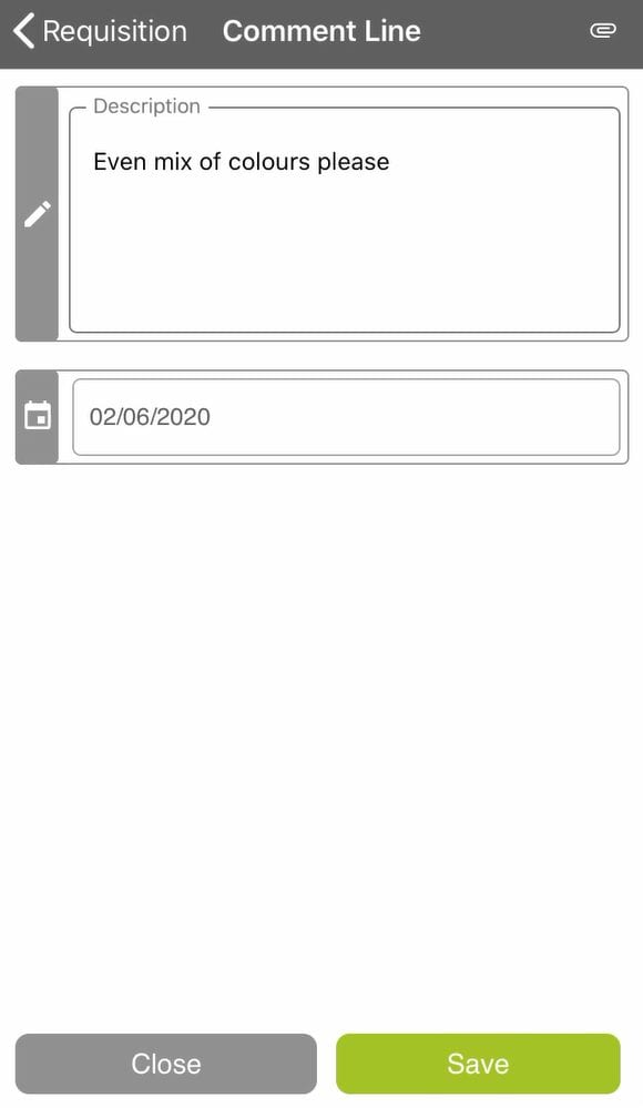 Sicon WAP App Help and User Guide - WAP App HUG Image Section 5.4 Image 3