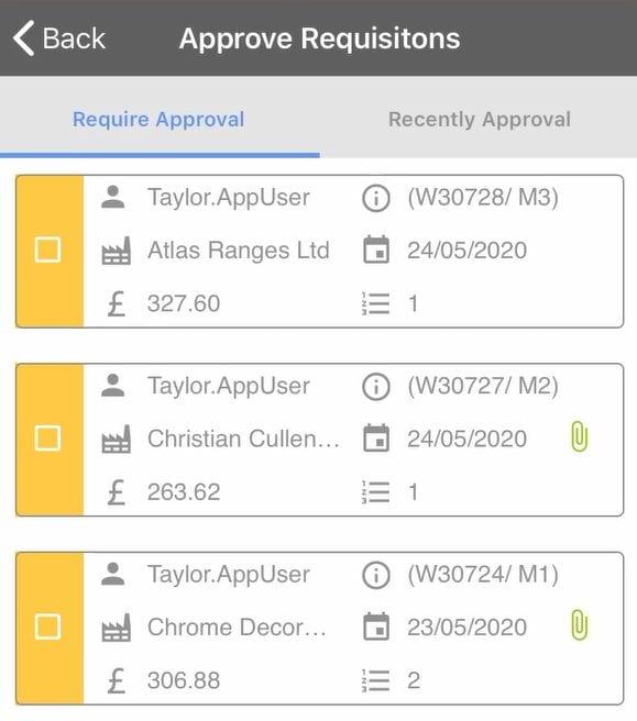 Sicon WAP App Help and User Guide - WAP App HUG Image Section 6.1 Image 1