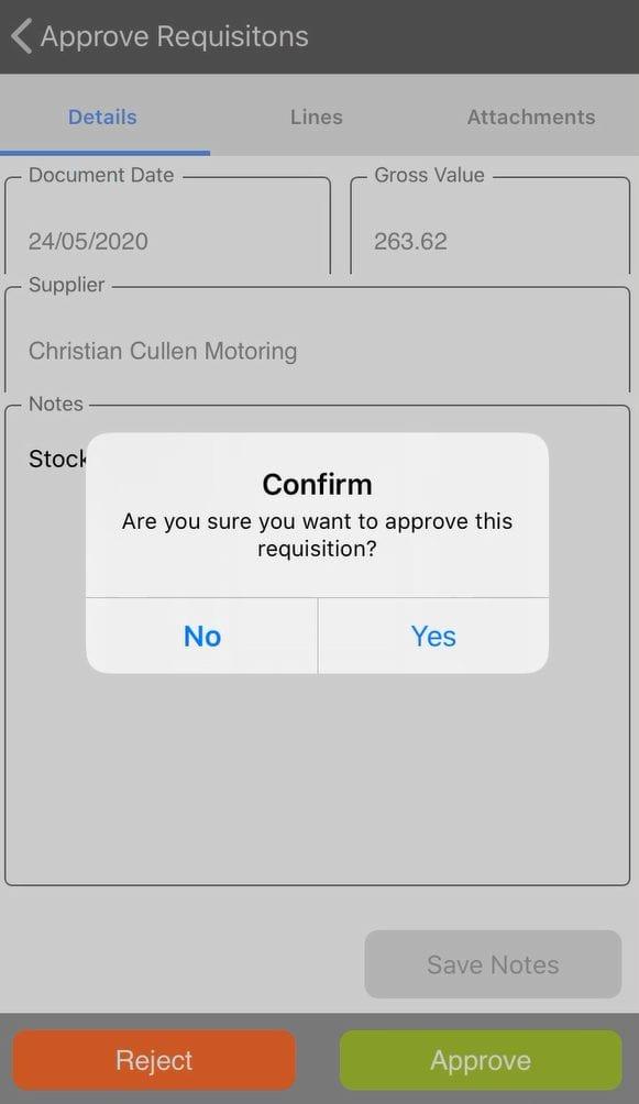 Sicon WAP App Help and User Guide - WAP App HUG Image Section 6.1 Image 6