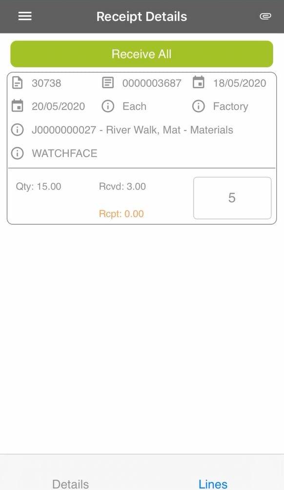 Sicon WAP App Help and User Guide - WAP App HUG Image Section 7.2 Image 3