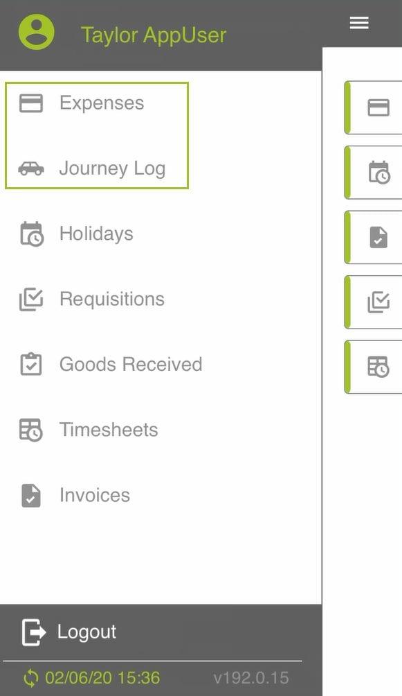 Sicon WAP App Help and User Guide - WAP App HUG Image Section 9 Image 1