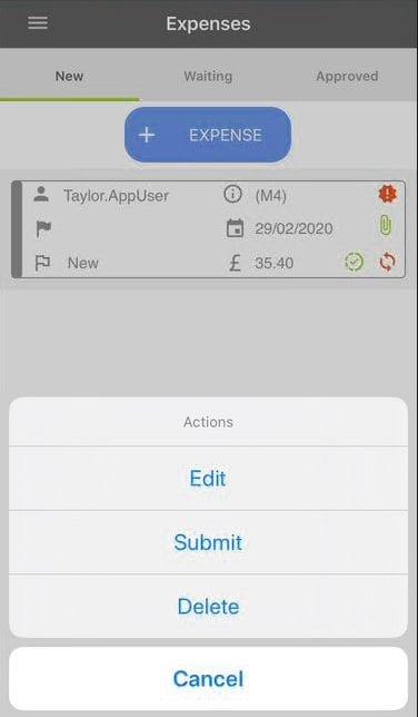Sicon WAP App Help and User Guide - WAP App HUG Image Section 9.3 Image 11