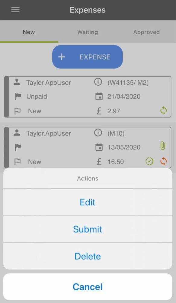Sicon WAP App Help and User Guide - WAP App HUG Image Section 9.4 Image 21