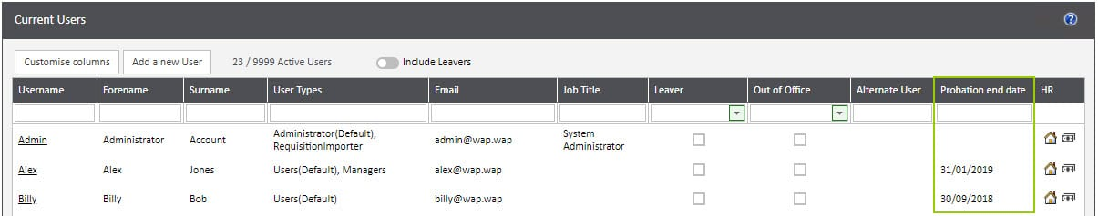 Sicon WAP System Settings Help and User Guide - WAP System HUG Section 14 Image 6