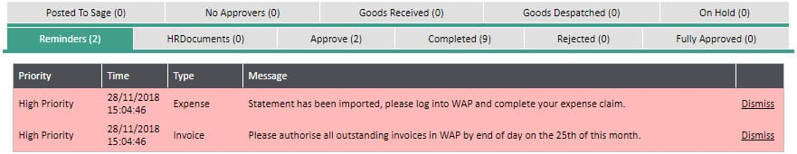 Sicon WAP System Settings Help and User Guide - WAP System HUG Section 20 Image 3