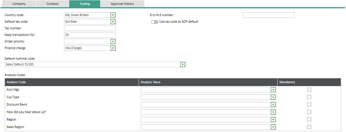 Sicon WAP System Settings Help and User Guide - WAP System HUG Section 44.3 Image 3