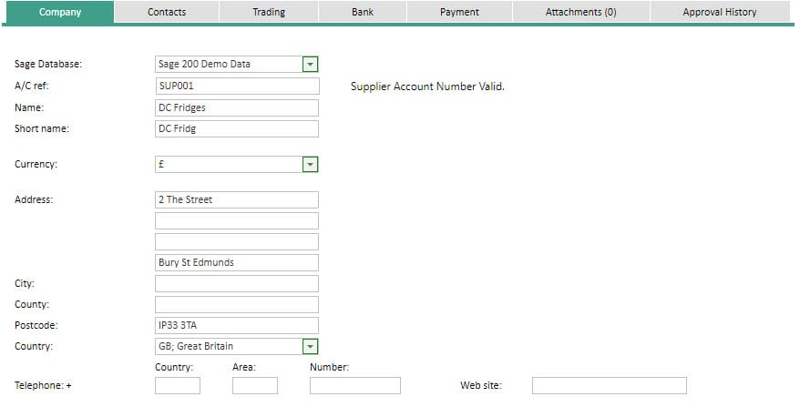 Sicon WAP System Settings Help and User Guide - WAP System HUG Section 44.4 Image 1