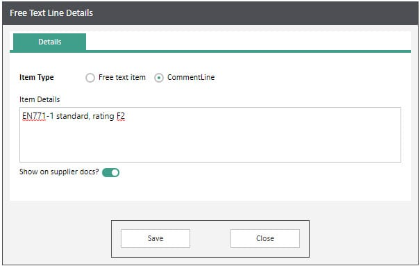 Sicon WAP System Settings Help and User Guide - WAP System HUG Section 46.1 Image 5