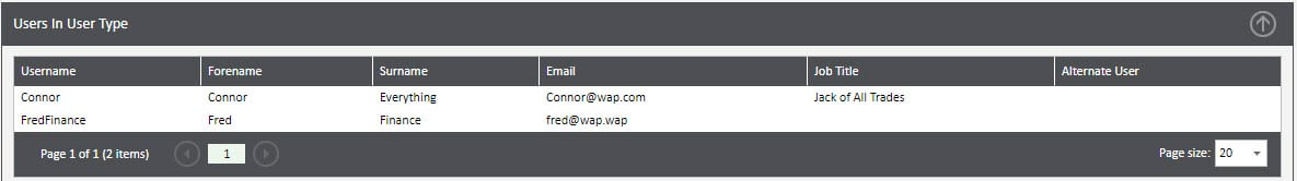Sicon WAP User Settings Help and User Guide - Users HUG Image Section 24 Image 3